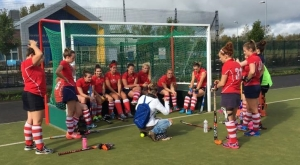 Gowerton Hockey Team Talk